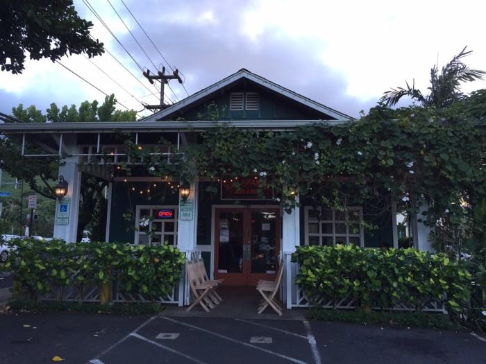 Cafe Haleiwa Dinner Hours