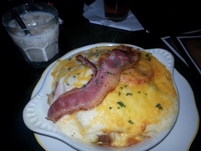 Day 2 breakfast food.