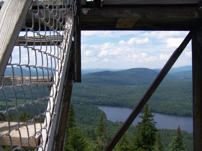5. If you're truly ready for an unforgettable experience, try tackling one of our mountainous challenges like the Adirondack 46, the Saranac 6 or the Castkill Fire Tower Challenge!