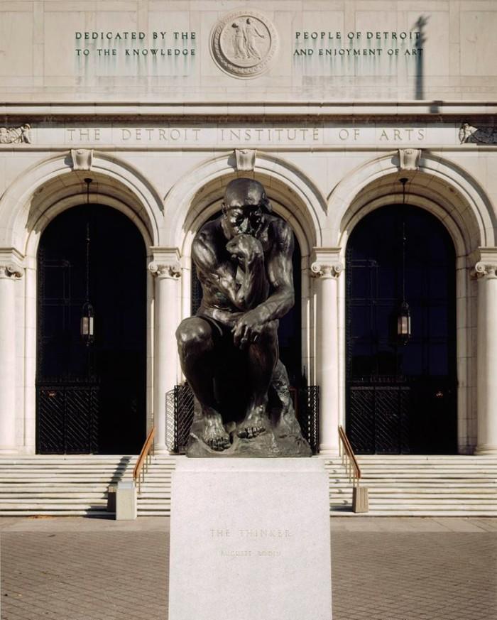 2. Detroit Institute of Arts