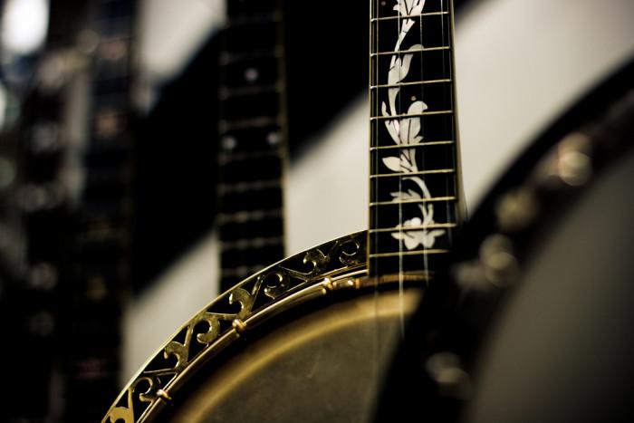 6) Everyone plays an instrument.