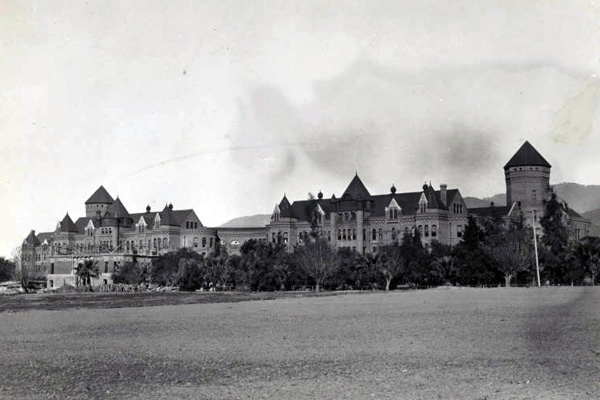4. Patton State Hospital