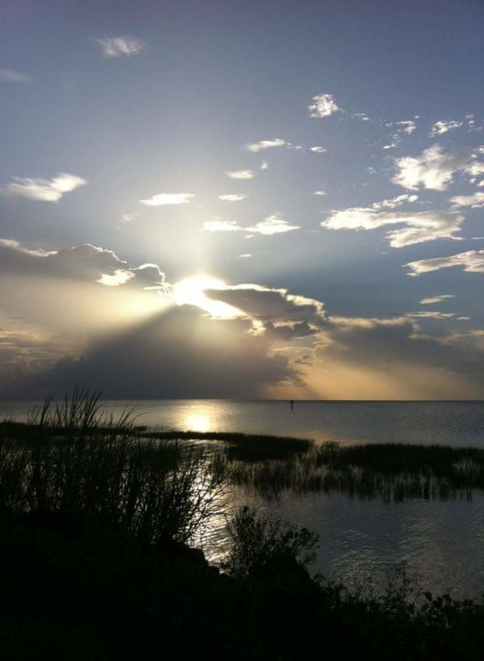 14. Pahokee, on Lake Okeechobee
