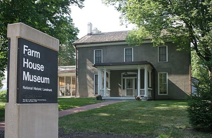 14. Farm House Museum, Ames