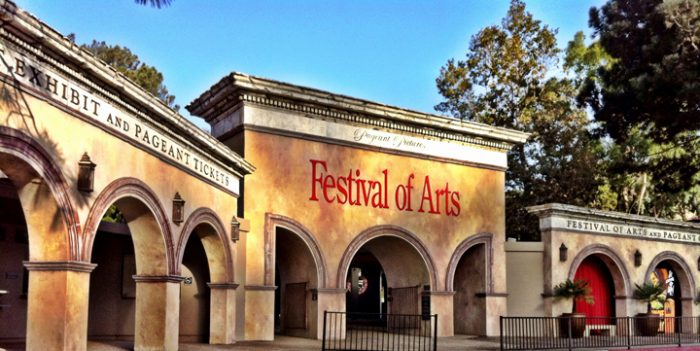 4. Pageant of the Masters -- Laguna Beach