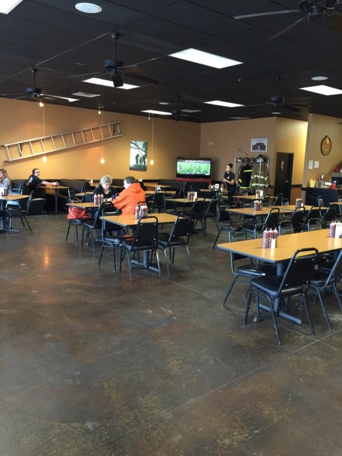 10. Fire Fresh BBQ at 81 Jeanie Drive in Shelbyville