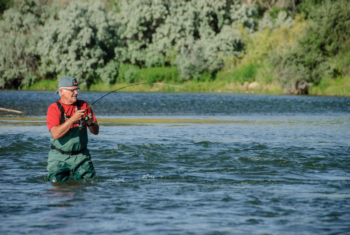 7. Montana is an outdoor sportsman's (and woman's) paradise.