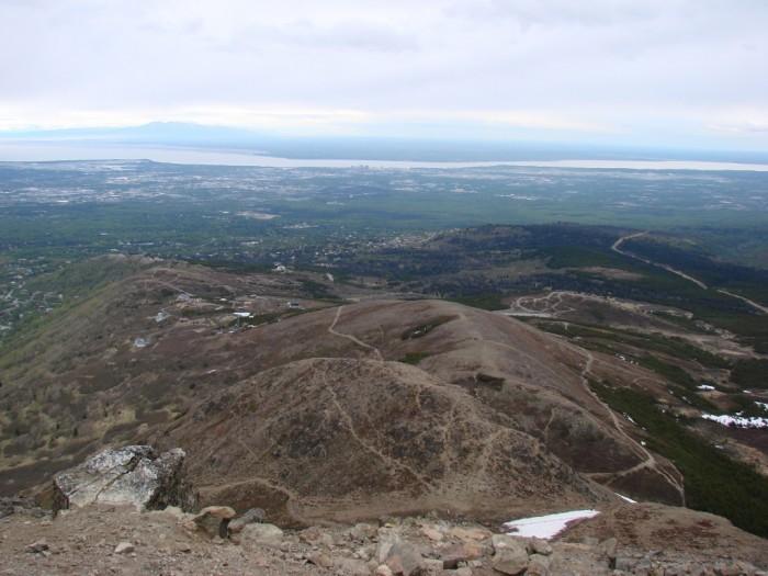 5. Flat Top - Anchorage Overlook