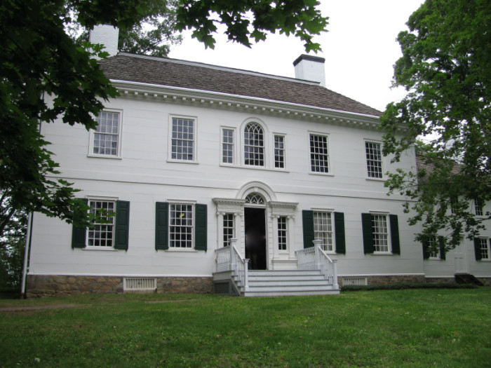 3. Ford Mansion