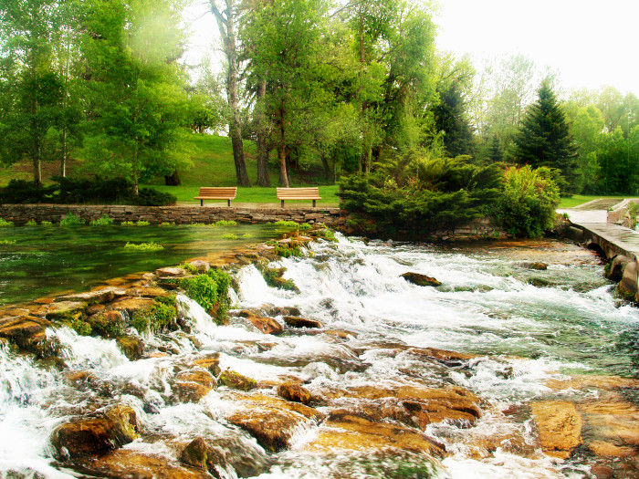 6. Giant Springs State Park, Great Falls
