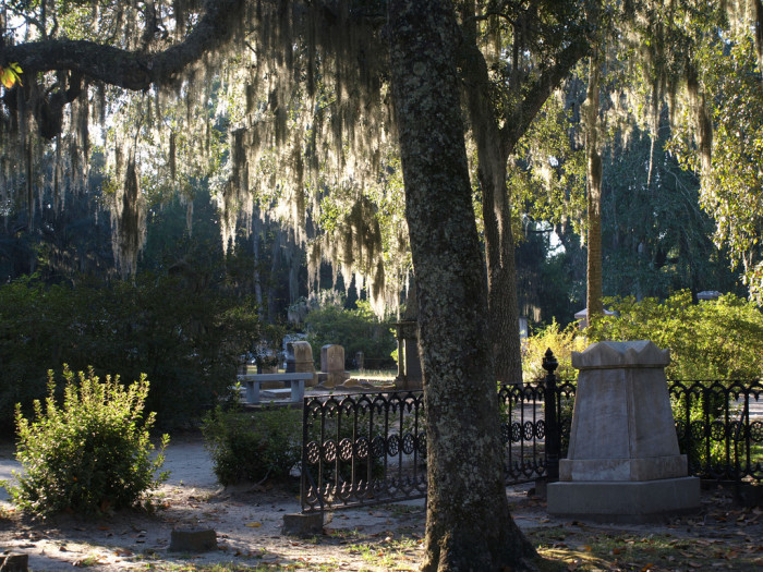 15. Bonaventure Cemetery in Savannah, Georgia