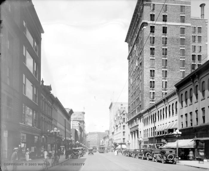 5. Downtown Grand Rapids.