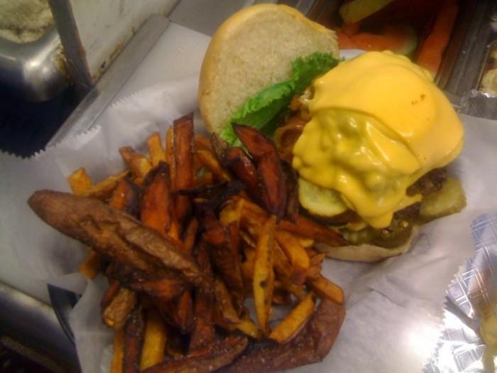 Gabby's Burger &Fries