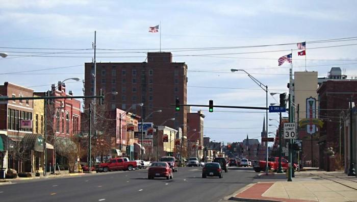 4. Garrison Avenue, Fort Smith, 2006
