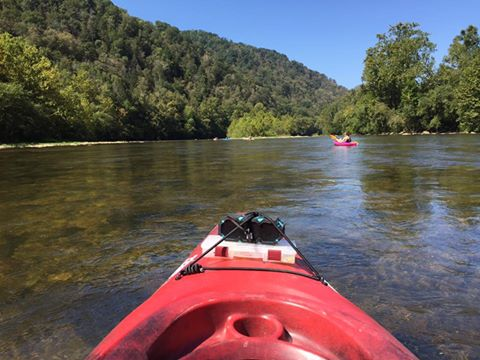 5. Gauley River