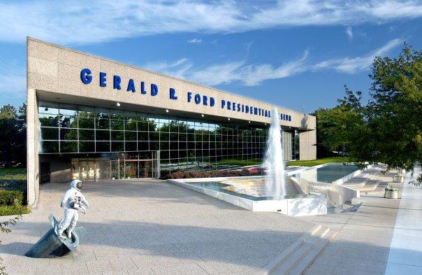 5. Gerald R. Ford Presidential Museum, Grand Rapids