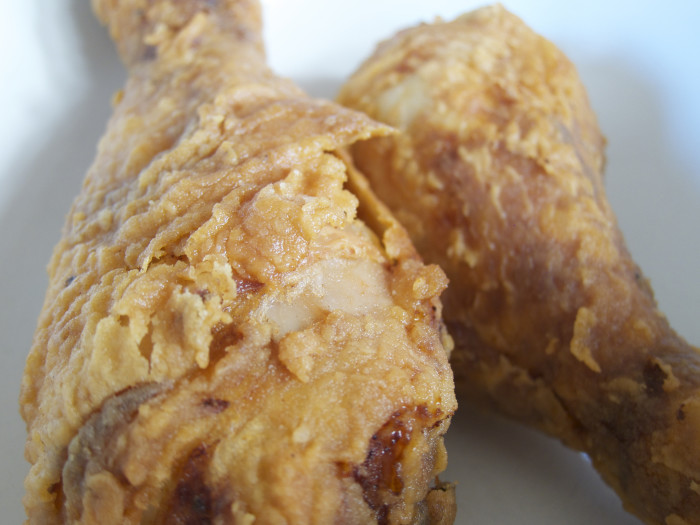 6. Get yourself some fried chicken.