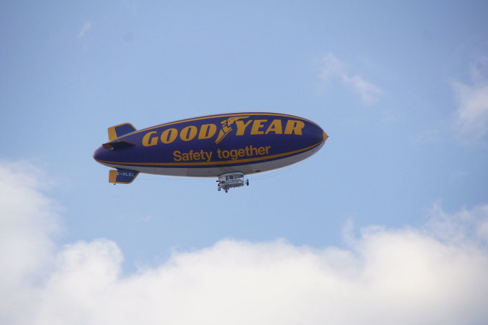 10.  Connecticut is responsible for Goodyear.