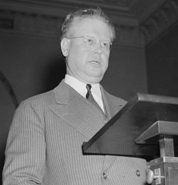 4. Former Colorado Governor Ralph L. Carr destroyed his own political career after speaking out for both the racial tolerance and protection of the constitutional rights of Japanese Americans following Pearl Harbor.