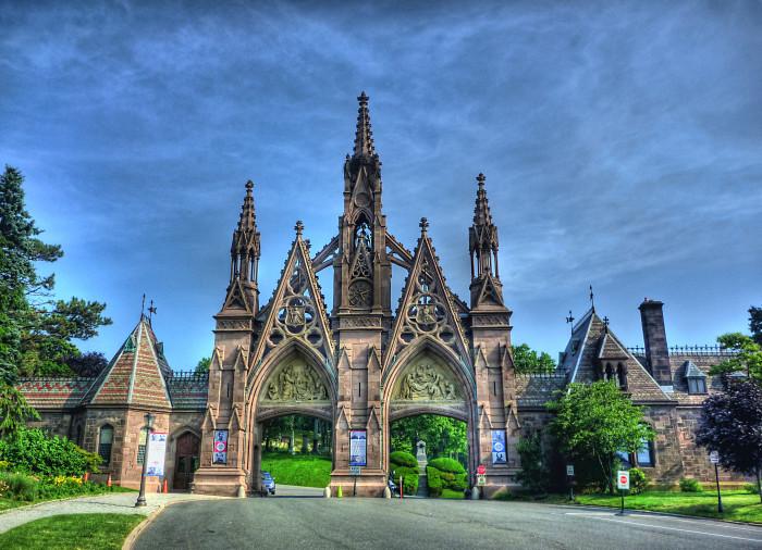 12. Green-Wood Cemetery, Brooklyn