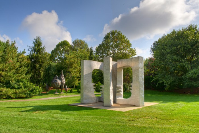 6. Visit Grounds for Sculpture in Hamilton.