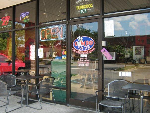 8. Gumbo Ya Ya at 1080 S Broadway #107 in Lexington