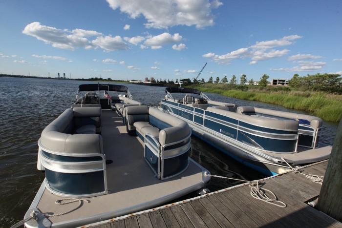 6. Hackensack Riverkeeper Eco-Cruises, Secaucus