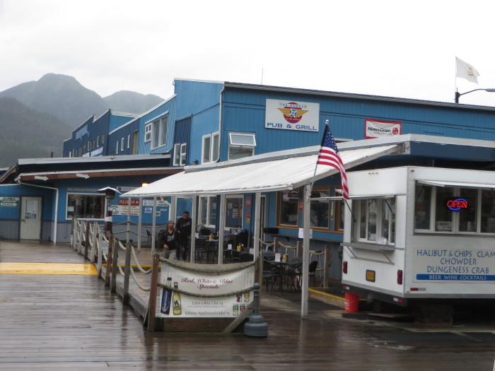 4. Hanger On The Wharf – Juneau