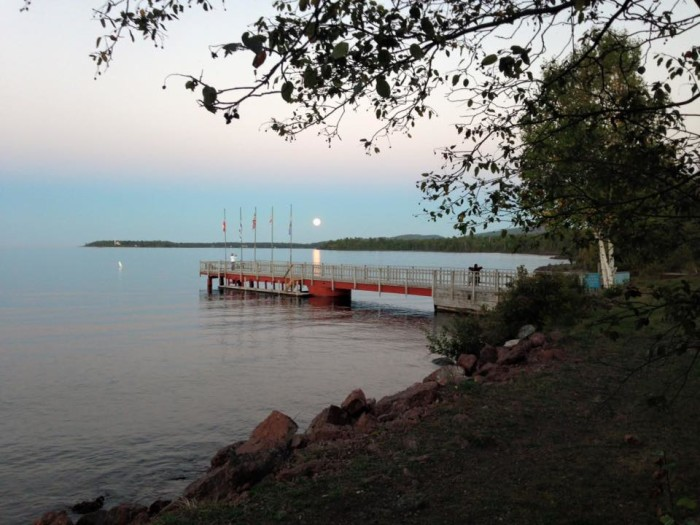 3. Harbor Haus, Copper Harbor