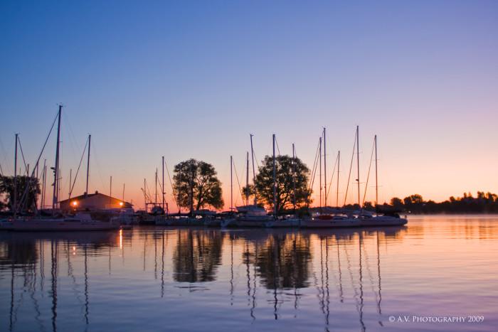 2. Sackets Harbor