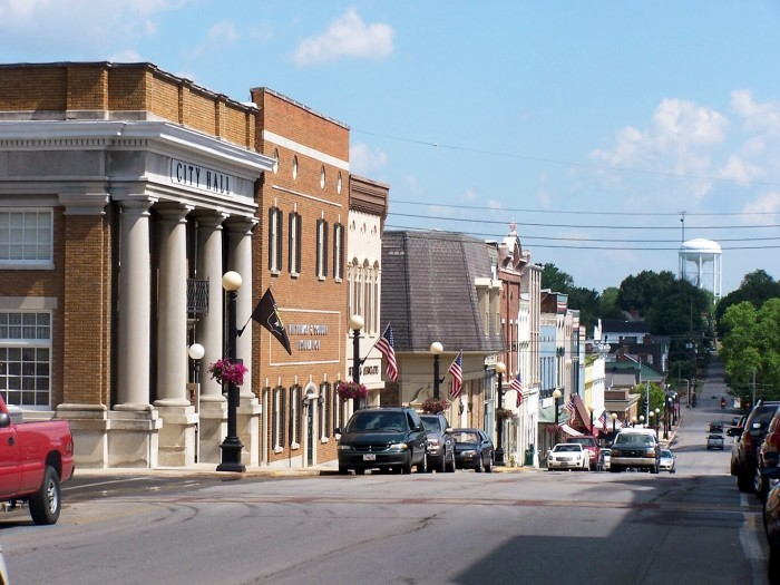 10 small towns in kentucky with great restaurants