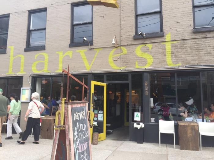 4. Harvest at 624 E Market in Louisville