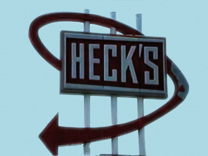 4. Heck's