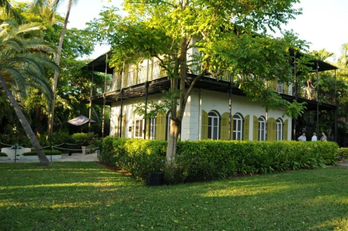 6. Ernest Hemingway Home and Museum, Key West