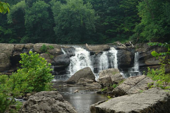 8. High Falls