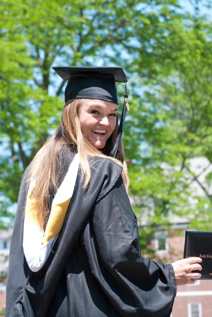 5. High graduation rates