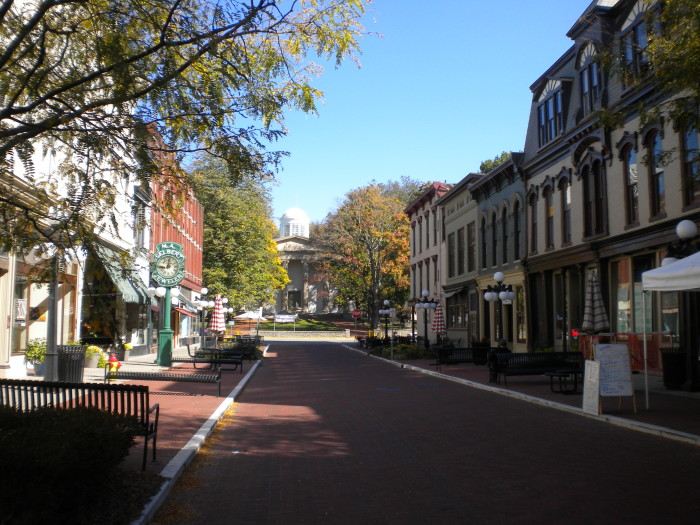 6. Historic towns