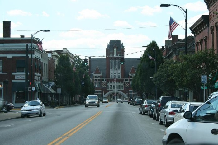 3. Historical Downtown.