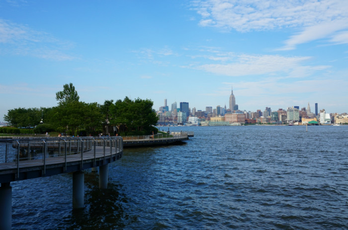 8. Take a trip to Hoboken for City Of Water Day.