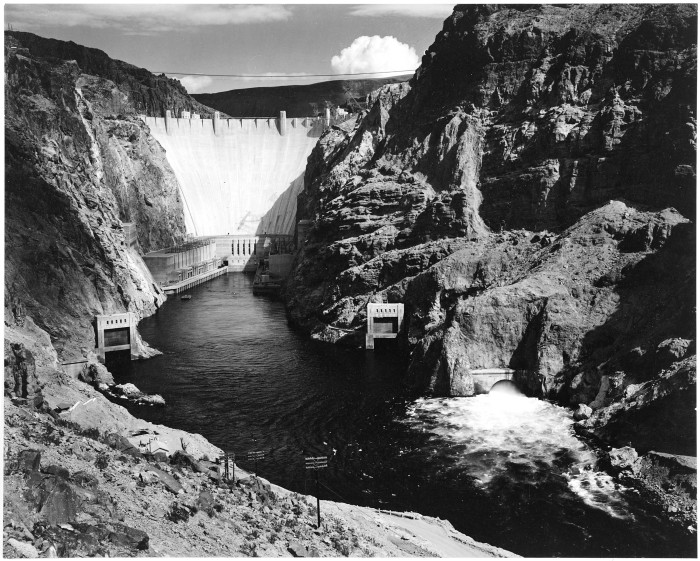 1. During the construction of Hoover Dam (1931-1936), 96 workers lost their lives due to industrial accidents.