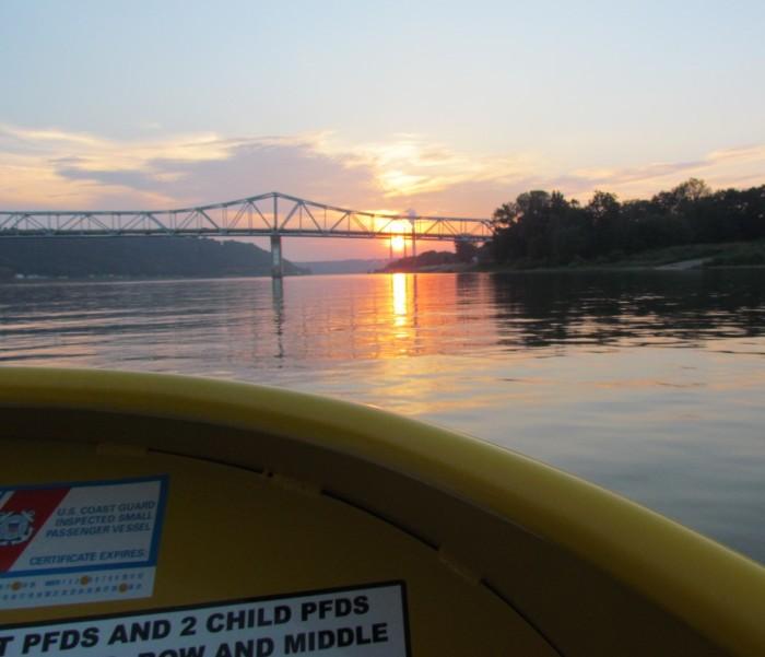 6. Unbeatable sunset views