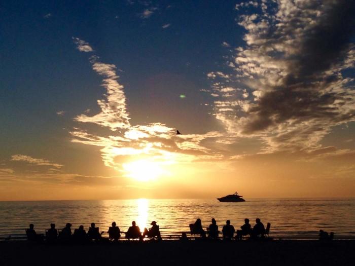 13. Naples Beach