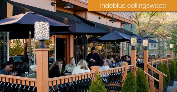 9. Indeblue, Collingswood