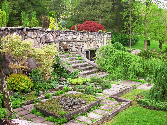 11. Innisfree Garden, Millbrook