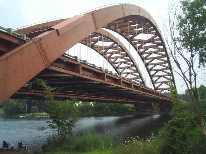 7. Thaddeus Kosciusko Bridge, Halfmoon