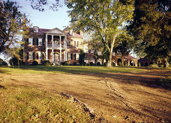 8. Isaac Franklin Plantation - Fairvue