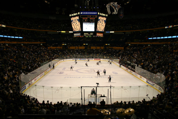 14. It's an awesome place for sports fanatics.
