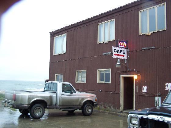 15. Polar Cafe (Nome)