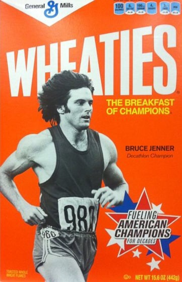 11. Before winning the gold medal in the decathlon at the 1976 Summer Olympics, Bruce (now Caitlyn) Jenner was a star athlete at Graceland University in Lamoni, Iowa. Jenner was recruited from Connecticut on a football scholarship. He was later inducted into its athletics hall of fame, and the university even named their sports complex after him (the Bruce Jenner Sports Complex).