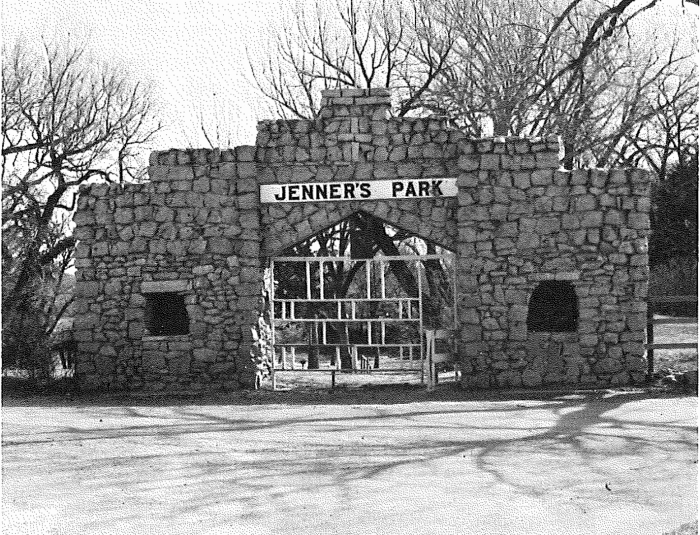 1. Jenner's Park, Loup City
